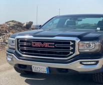 السيارة: جي ام سي - سييرا الموديل: 2017 - للبيع