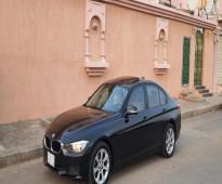 انظف BMW 320 في المملكة موديل 2015