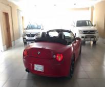 بي ام دبليو كشف BMW Z4 للبيع
