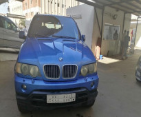 BMW X5 2003 وكاله