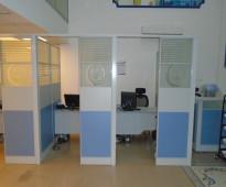 مصنع متخصص للاثاث المكتبي والقواطع المكتبية ومحطات العمل