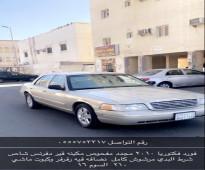 فورد فكتوريا سعودي مجدد مفحوص - للبيع