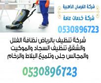 شركة تنظيف منازل بالرياض تعقيم المنازل ضد الفيروسات