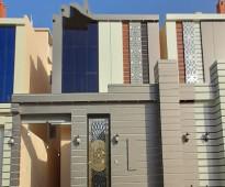للببع فيلا فاخره درج صاله المساحة ٢٥٠م في حي مشارف الحزم السعر مليون  رقم الاعلان 11221   ا