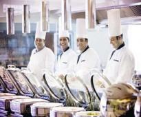 لدينا كوادر مطاعم من الجنسية المغربية