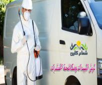 شركة رش مبيدات بالرياض 0567194962 شعاع كلين