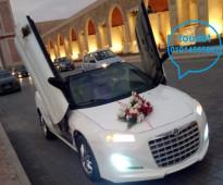 تاجير سيارة زفاف , ايجار سيارات زفاف