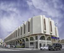 محلات و مكاتب ادارية للايجار في جدة