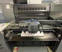 ماكينه طباعه هايدلبرج برنت ماستر 4 لون