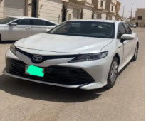كامري سعودي عبداللطيف جميل الموديل 2018