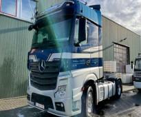 شاحنة مرسيدس اكتروس للبيع والسعر تحدى
