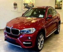BMW X6 موديل 2015