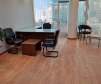,   For rent fully furnished office