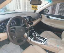 السيارة: هونداي - ازيرا 2020