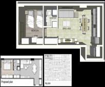شقق سكنية للايجار مناسب للعمالة و الشركات المشغلة
