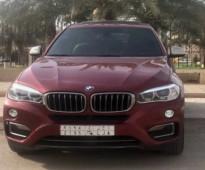 :BMW  ـ نوع السيارة : X6 2015