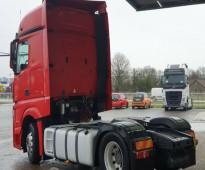 للبيع شاحنه مرسيدس اكتروس 1845 mp4 موديل : 2014