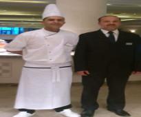 شيف مطبخ       كل الأختصاصات ومعلم بيتزا الايطالي،الفرنسي،العالمي الحداثي  خبرة 20سنة في اكبر الفنادق والمطاعم