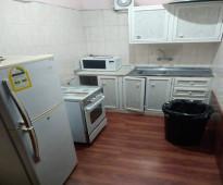 شقة مفروشة بحي النزهه شارع الملك فهد تقاع شارع حراء