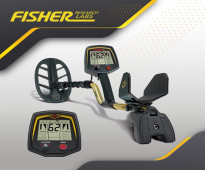 Fisher F75 جهاز كشف المعادن الامريكي 00971509094023