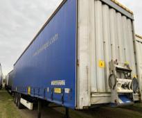 للبيع مقطورات ستارة كرون موديل 2008 متوفرة في جدة