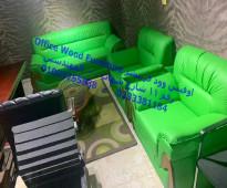 انتريهات جلد فرش مكاتب ومقرات  لدي اوفيس وود 01003755888