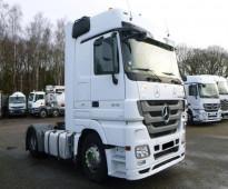 للبيع بسعر تنافسي #رأس شاحنة مرسيدس اكتروس 1848  mp3 موديل : 2012