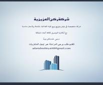 شركة ركن العزيزية للأستثمار