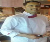 مستر شيف  طاهي عام  خبرة 20 سنة  الاختصاص الطبخ العالمي المودرن الايطالي و الفرنسي 0021699226288