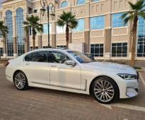 BMW 730Li 2020 شبه جديدة