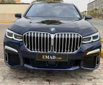 BMW 730 M KIT 2021 مواصفات 750 ممشى قليل