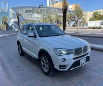 BMW 2017 730 X3