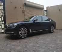 BMW 740LI 2018 ممشى قليل