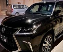 الرياض - السيارة لكزس - GX