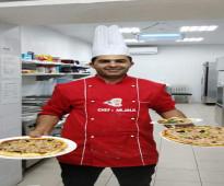 الشيف عبد الجليل 43سنة خبرة 20سنة تونسي الجنسية  المجال الطبخ الايطالي الفرنسي،و العربي الوات ساب0021699226288