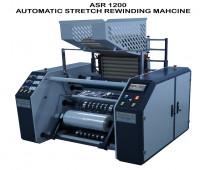 مكائن لف استرتش فل اوتوماتيك صناعة تركية من المصنع Ozka Machine Automation