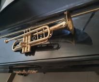 Trumpet  hand madeترومبيت صناعة يدوية