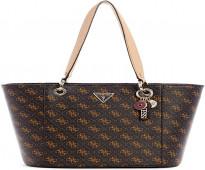 حقيبة اليت توتس نويل صغيرة من جيس للنساء, , شعار بني