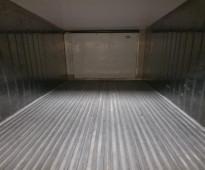 كونتينر براده 20 قدم مستورد للبيع من أوروبا