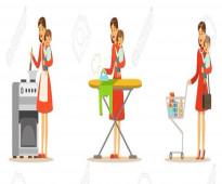 يوجد ومطلوب عاملات للتنازل من جميع الجنسيات 0506081116