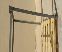 طبليات حديد مجلفن للبيع