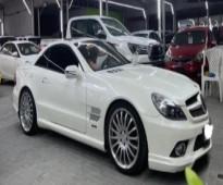 Mercedes ARK-SL50 carlsson  موديل : 2011
