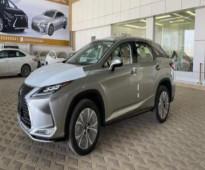 لكزس RX  موديل السيارة : 2021