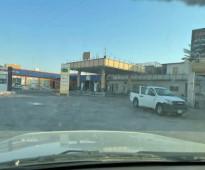 للايجار محطة وقود في قلب سوق محافظة رماح الحاظنه لمهرجان الملك عبدالعزيز للابل