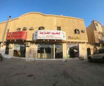 محل للإيجار في شارع وادي جليل ، حي العزيزية ، الرياض