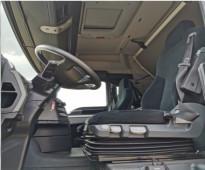 شاحنة مرسيدس اكتروس mb4 موديل 2013 نظيفة ومضمونه وبسعر مناسب جدا