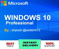 windows 10 pro activation - مفتاح تفعيل ويندوز 10 برو