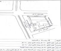 للبيع مجمع تجاري مميز مع محطة بترول على 4 شوارع مميزة في قلب القنفذة ..