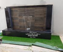 تركيب عشب صناعى حدائق السعودية مظلات حديقة الرياض