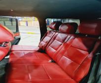 سيارة مميزة للبيع مارسيدس G500 موديل ٢٠٠٣ معدلة إلى موديل ٢٠١٦